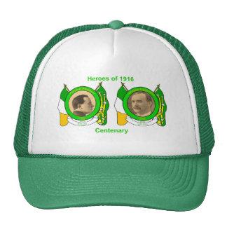 Imagen irlandesa de los héroes para el gorras