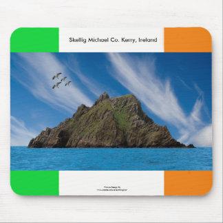 Imagen irlandesa para el Ratón-cojín Mousepad