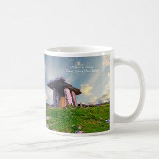 Imagen irlandesa para la taza