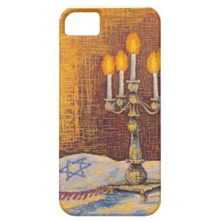 Imagen judía del vintage iPhone 5 cobertura