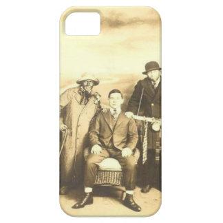 Imagen judía del vintage iPhone 5 Case-Mate protectores