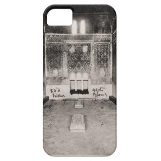 Imagen judía del vintage iPhone 5 Case-Mate protector