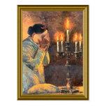 Imagen judía del vintage postales