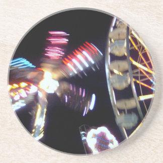 ¡Imagen justa del fiesta de la fotografía del pase Posavasos Personalizados