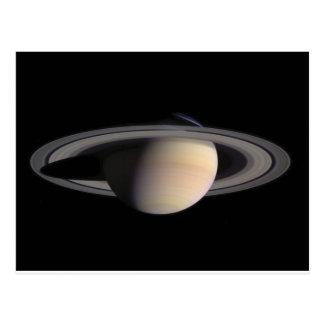 Imagen maravillosa de Saturn de la NASA Postal