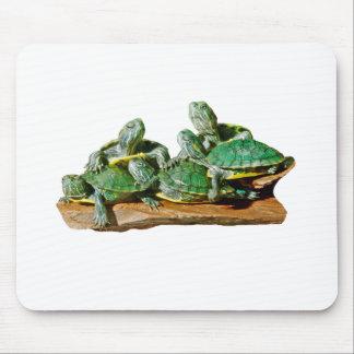 Imagen Mousepad de la tortuga Tapete De Ratones