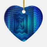 Imagen múltiple azul de Digitaces Ornamentos Para Reyes Magos