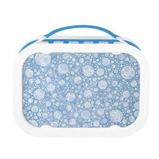 Imagen para la caja del almuerzo, azul