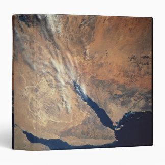 """Imagen por satélite de la tierra carpeta 1 1/2"""""""