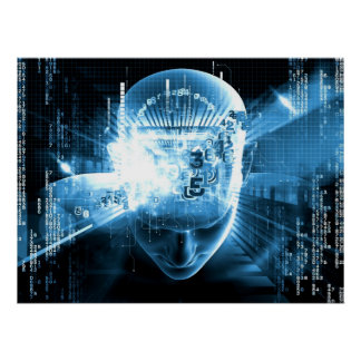 Imagen principal digital futurista por el