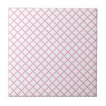Imagen rosada femenina 9 del modelo del enrejado tejas  ceramicas