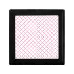 Imagen rosada femenina 9 del modelo del enrejado cajas de joyas