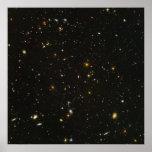 Imagen ultra profunda del campo de Hubble Impresiones