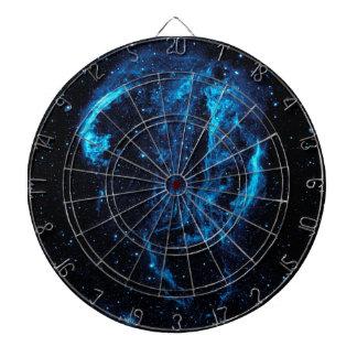 Imagen ultravioleta de la cosecha de la nebulosa d
