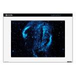 Imagen ultravioleta de la cosecha de la nebulosa d 38,1cm portátil calcomanías