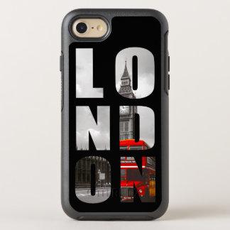 Imagen única de la foto de la ciudad de Londres de Funda OtterBox Symmetry Para iPhone 7