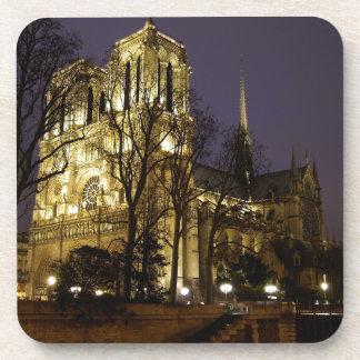 Imagen única de Notre Dame París Posavasos De Bebidas