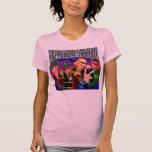 Imagen v.2 de la banda de Luther 2008 Camisetas
