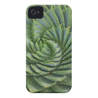 Imagen verde de la cena funda para iPhone 4