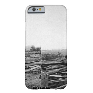 """Imagen _War de tres """"Johnnie Reb"""" Funda Barely There iPhone 6"""