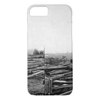 "Imagen _War de tres ""Johnnie Reb"" Funda iPhone 7"