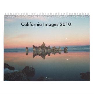 Imágenes 2010 de California Calendario