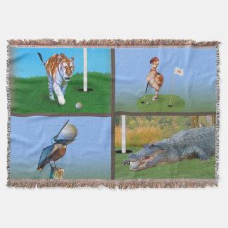 Imágenes chistosas del golf manta