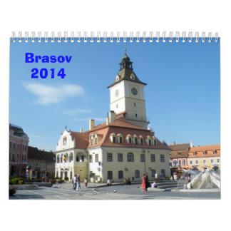 Imágenes de Brasov 2014 Calendarios De Pared