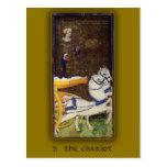 Imágenes de carta de tarot de Visconti-Sforza en t Postales