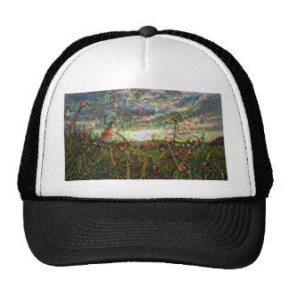 Imágenes de DeepDream, paisajes Gorra