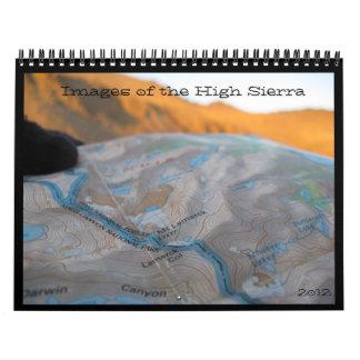 Imágenes de High Sierra Calendario De Pared