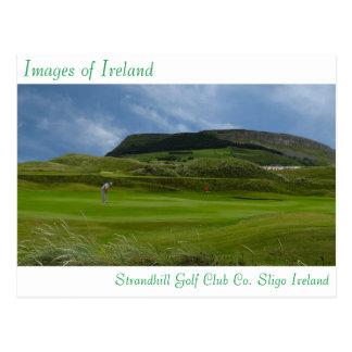 Imágenes de Irlanda para la postal