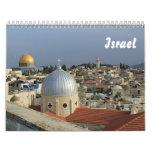 Imágenes de Israel Calendario
