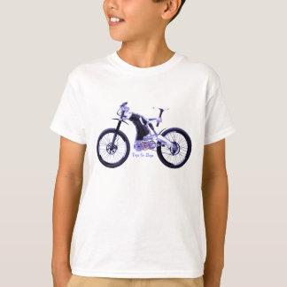 Imágenes de la bici para la camiseta de los niños remeras