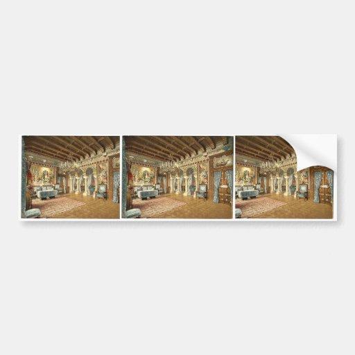 Imágenes de la historia de Lohengrin, sala de esta Etiqueta De Parachoque