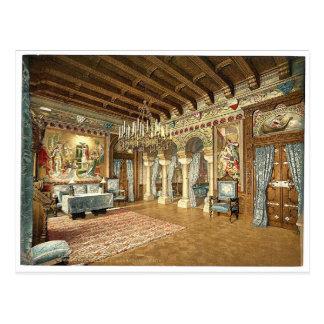Imágenes de la historia de Lohengrin, sala de Tarjeta Postal