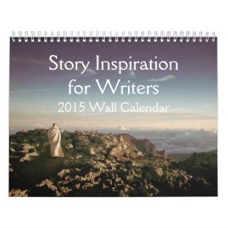 Imágenes de la inspiración de la escritura de la calendarios de pared