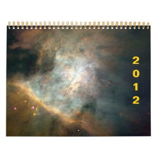 Imágenes de la NASA Calendario