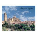 Imágenes de la postal de España