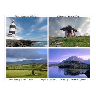 Imágenes de la postal de Irlanda