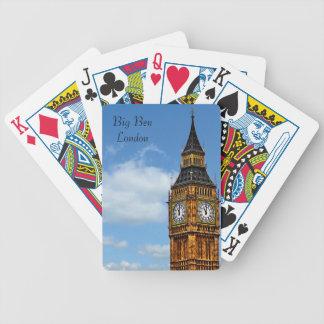 Imágenes de los naipes de Londres Baraja Cartas De Poker