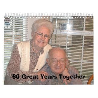 Imágenes de Meme 001, 60 grandes años junto Calendarios De Pared
