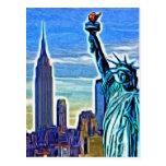 Imágenes de Nueva York Postal