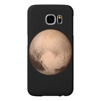 Imágenes de Plutón Funda Samsung Galaxy S6