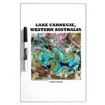 Imágenes de satélite de Carnegie Australia occiden Tableros Blancos
