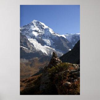 Imágenes de Suiza: El monje: Poster