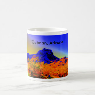 Imágenes de SunSuzi - Oatman, montaña de Arizona Taza