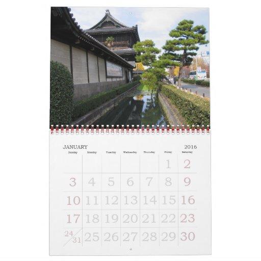 Imágenes del calendario de Japón #1