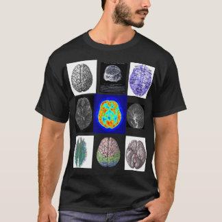 Imágenes del cerebro playera