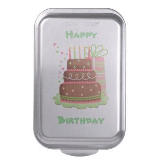 Imágenes del cumpleaños molde para pasteles